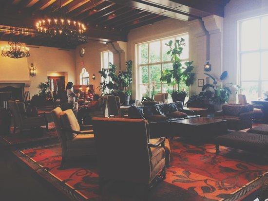 La Cantera Resort & Spa: Main lobby