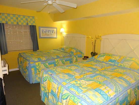 Holiday Inn Club Vacations Cape Canaveral Beach Resort: Second Bedroom