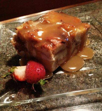 Mezza Restaurant and Bar: Bread Pudding