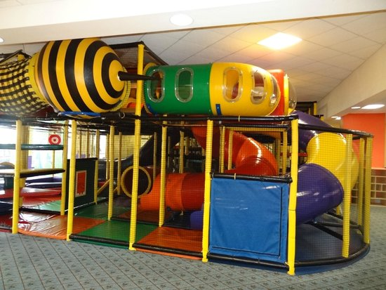 Holiday Inn Club Vacations Cape Canaveral Beach Resort: Kids' Playground