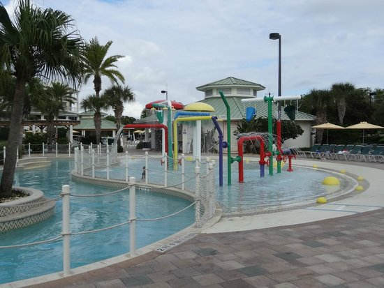 Holiday Inn Club Vacations Cape Canaveral Beach Resort: Splash Pad