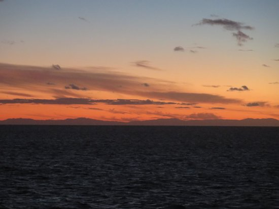 Pro Dive Cairns Day Trips: Sunset over the Coral Sea