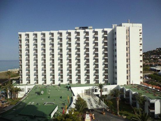 Sol Milanos Pinguinos: hotel