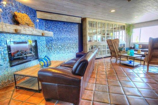 Inn at Avila Beach: Our lobby