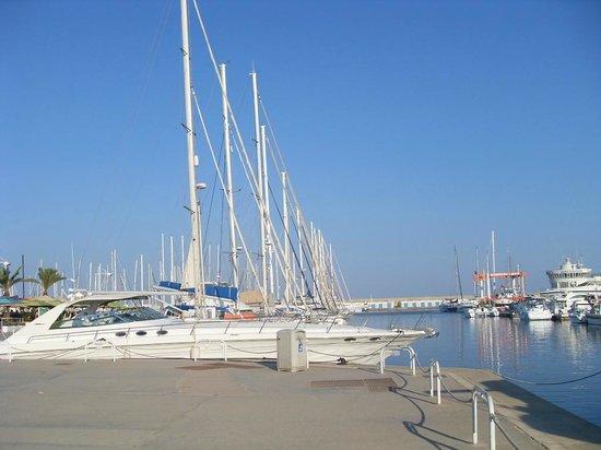 Iberostar Averroes: La marina Yasmine Hammamet