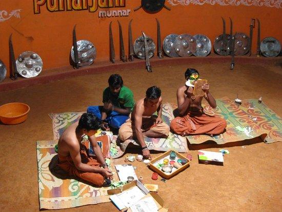 Punarjani Traditional Village: Make up