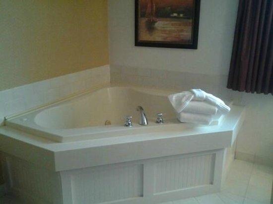 Bayside Resort Hotel : Jacuzzi Suite
