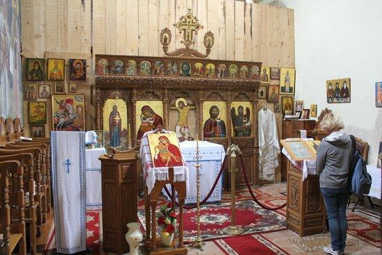 Bivongi, Italien: interno monastero
