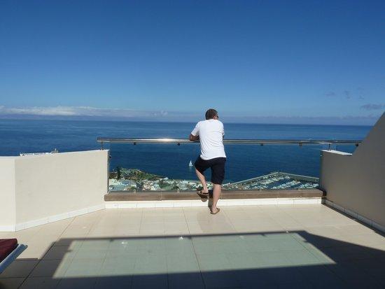 Royal Sun Resort: Blacony view