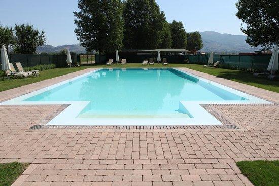 Hotel Le Capanne: The Pool