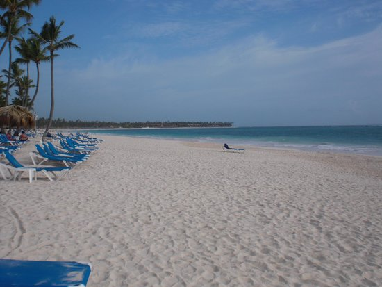 Occidental Grand Punta Cana: Beautiful Bavaro Beach