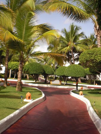 Occidental Grand Punta Cana: Pristine grounds