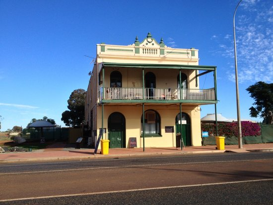 Queen of the Murchison Hotel