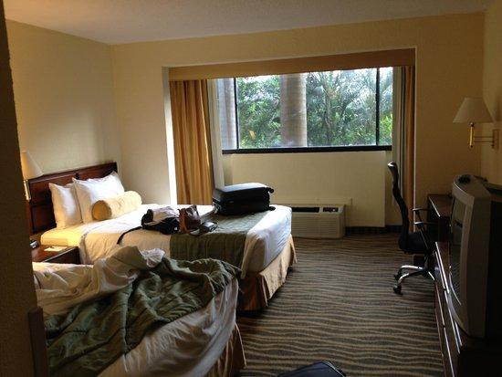 Best Western Irazu Hotel & Casino: Double Room Best Western Irazu