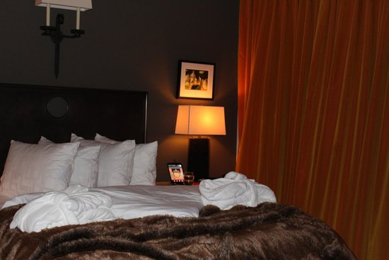 Hotel Domestique : Ah comfort!