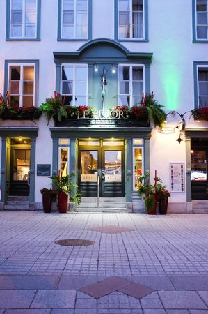 Hotel Le Priori: Façade de l'hôtel
