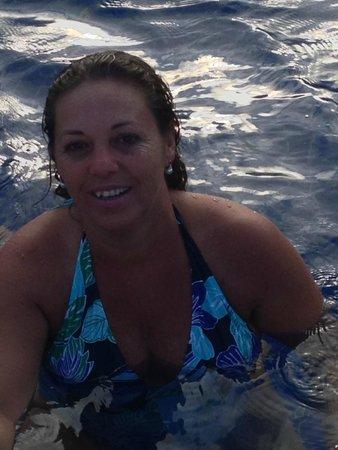 Paradisus Playa del Carmen La Perla: piscinas