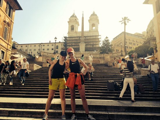 LivItaly Tours: Spanish steps