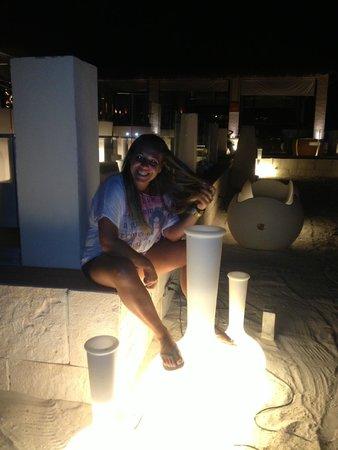 Paradisus Playa del Carmen La Perla: jantar