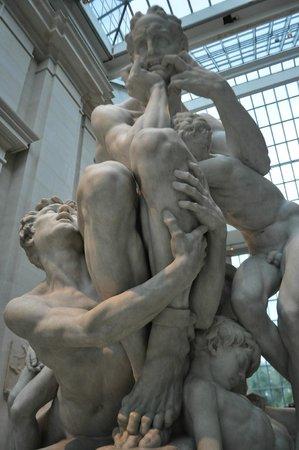 The Metropolitan Museum of Art: Sculpture Gallery