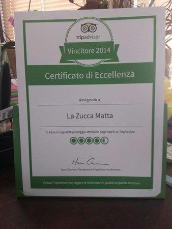 La Zucca Matta: Grazie a tutti i nostri clienti ..........