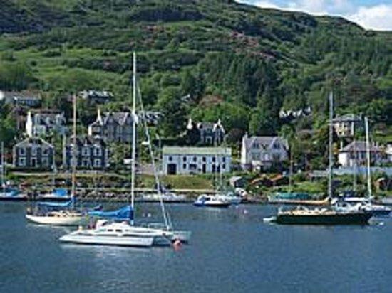 West Loch Hotel: Tarbert Harbour, Agryll