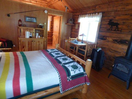 写真Silverwolf Log Chalet Resort枚