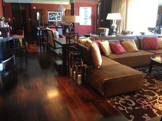 Mandarin Oriental, Las Vegas: The Taipei Suite