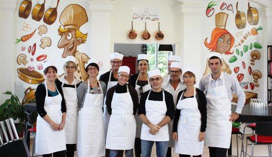 Cours de cuisine challenge entreprise picture of p 39 tit for Academy de cuisine