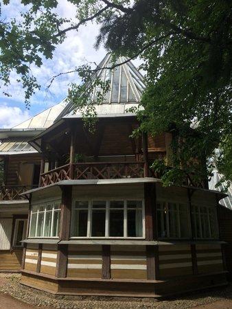 Penates, I. Y. Repin's Estate Museum