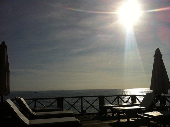 Villa Boreh Beach Resort and Spa Hotel: the best sunrise in Bali!