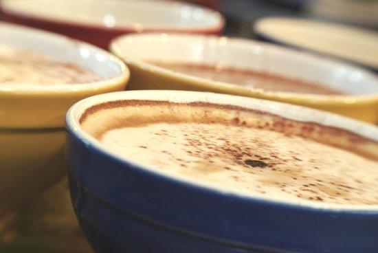 Le Crepe Chignon : hummm un latté équitable