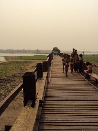 Pont d'U Bein : мост У Байн