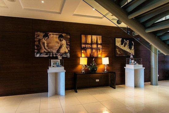 Lyrath Estate Hotel & Spa: Common Area