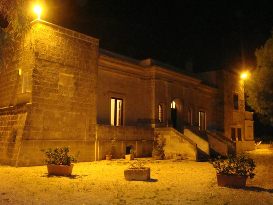 Villa Boschetto B&B - Apartments: Villa Boschetto By Night