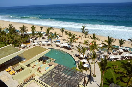 Marquis Los Cabos All-Inclusive Resort & Spa: View from our suite