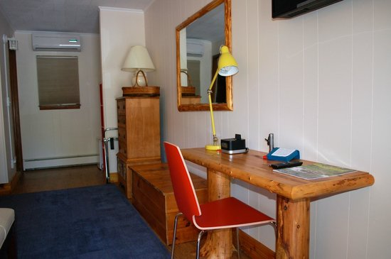 North Creek, Estado de Nueva York: Queen Room with Desk