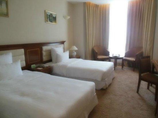 Tan Son Nhat Hotel: 部屋の様子