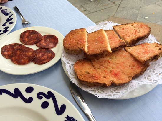 Restaurante Salamanca : Antipasto