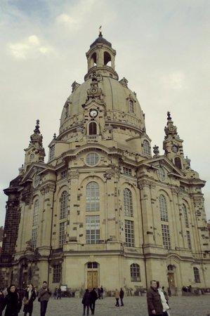 Frauenkirche: Фрауэнкирхе