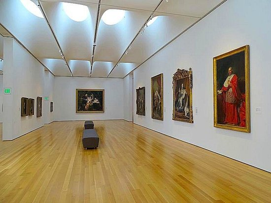 North Carolina Museum of Art : room