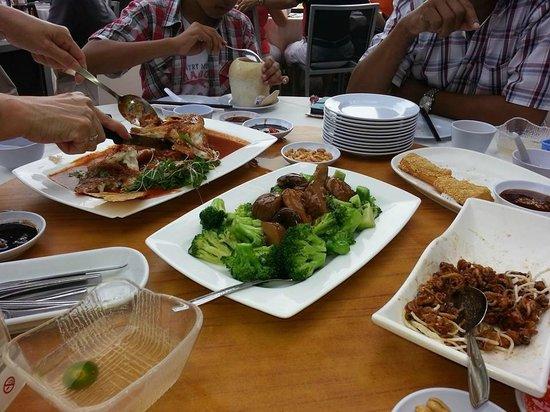 Jumbo Seafood : Jumbo East Coast Park