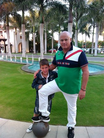 Lopesan Costa Meloneras Resort, Spa & Casino: Eingangsebreich