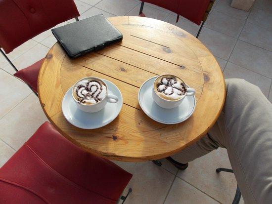Hotel Movie Gate: Вкусный кофе