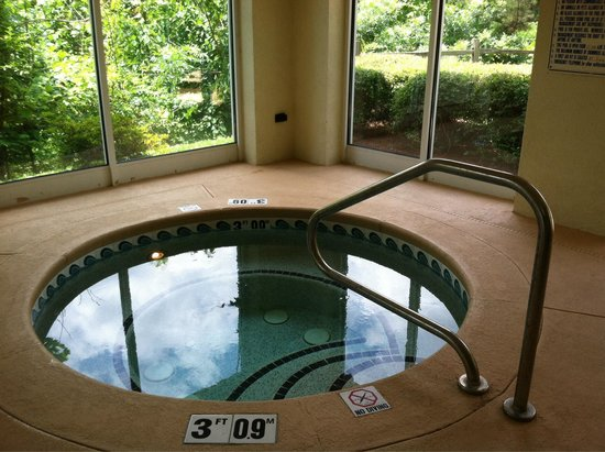 Holiday Inn Express Hotel & Suites Sylva-Western Carolina Area: Jacuzzi