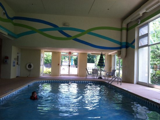 Holiday Inn Express Hotel & Suites Dillsboro: Pool