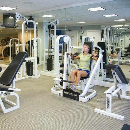 The Copperfield Inn Resort: Fitness Center