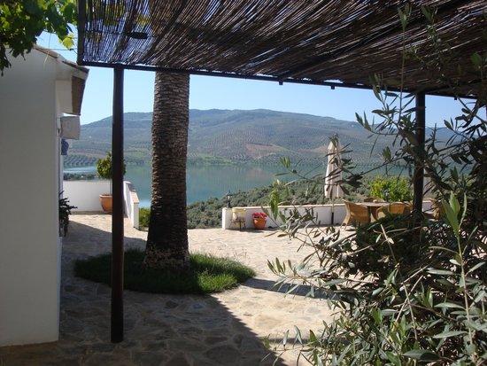 Casa Rural El Olivar: room with a view