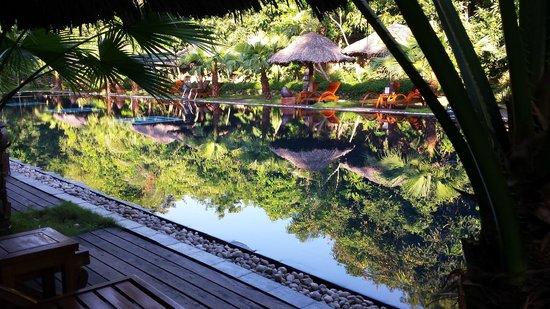 Victoria Hoi An Beach Resort & Spa: Veduta piscina