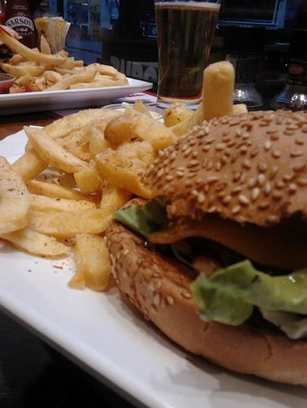 Burger Bar: Best Burger
